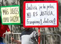 Noticias Criminología.AmnInternacionalen defensa deljuez Garzón. Marisol Collazos Soto