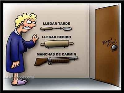 Noticias Criminología. Armas de la esposa. Marisol Collazos Soto