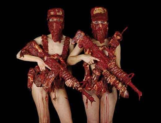 Noticias Criminología. Armas hechas con carne. Marisol Collazos Soto