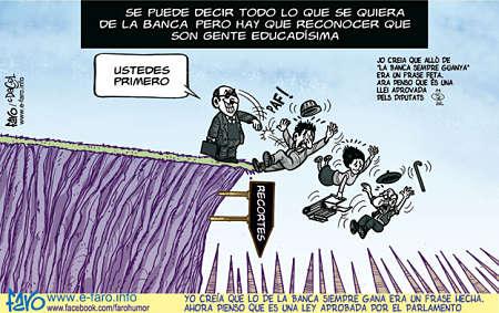Noticias criminología. La banca la integra gente educadísima. Marisol Collazos Soto