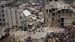 Noticias criminología. Solo una de cada cuatro empresas de la tragedia de Bangladesh se compromete a pagar a las víctimas. Marisol Collazos Soto