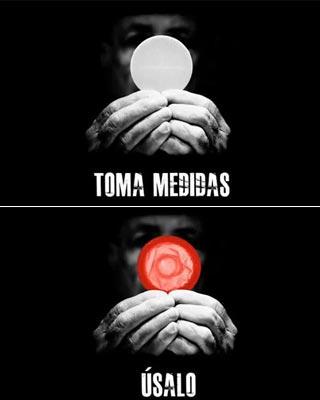 Noticias Crinalogía. Católicos contra uso del condón. Marisol Collazos Soto