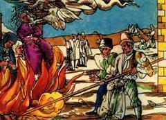 Noticias criminología. La lacra de la brujería en África. Marisol Collazos Soto