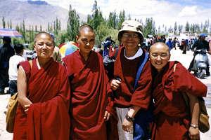 Noticias Criminología. Monja budista violada. Marisol Collazos Soto
