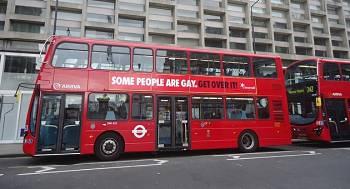Noticias criminología. Conductor de bus urbano, homófobo, se niega a conducir autobús . Marisol Collazos Soto
