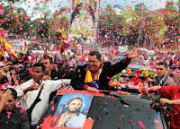 Noticias Criminología. Hugo Chavez, el enfermo histriónico. Marisol Collazos Soto