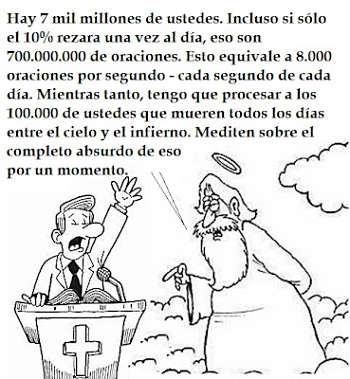 Noticias criminología.  Absurdo de la existencia de un dios. Marisol Collazos Soto