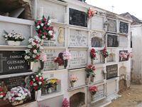 Noticias criminología. Epitafio escéptico en el cementerio de Sevilla. Marisol Collazos Soto