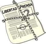 """Noticias criminología. La Junta de Castilla-La Mancha """"prohíbe"""" a los funcionarios leer algunos periódicos. Marisol Collazos Soto"""