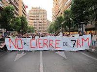 Noticias criminología.Cierra 7RM, la TV regional de Murcia y del PP . Marisol Collazos Soto
