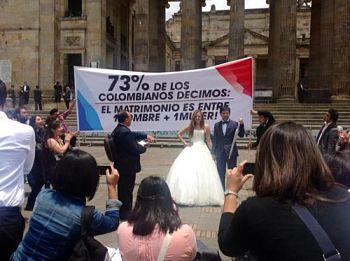 Noticias criminología. El 73% de los colombianos son