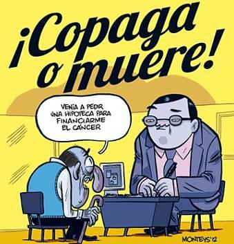 Noticias criminología. Copaga o muere. Marisol Collazos Soto