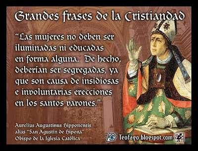 Noticias criminología. Para algunos cristianos la mujer es una oveja. Marisol Collazos Soto