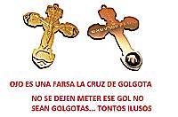 Noticias criminología. Sancionados en Colombia los charlatanes de la Cruz del Gólgota. Marisol Collazos Soto