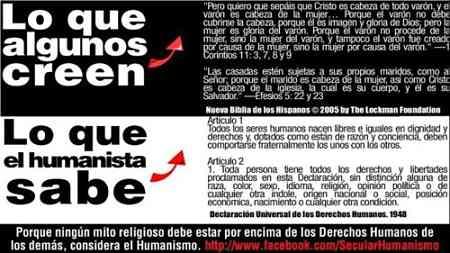Noticias criminología. Derechos humanos frente creencias religiosas. Marisol Collazos Soto