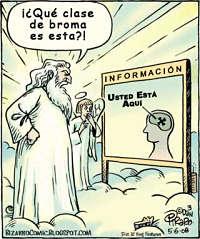Noticias Criminología. Dios, una idea creada por el cerebro. Marisol Collazos Soto