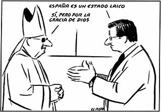 Noticias criminología. Estado laico. Marisol Collazos Soto
