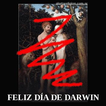 Noticias criminología. Féliz día de Darwin. Marisol Collazos Soto