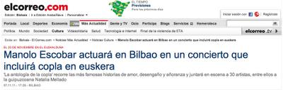 Noticias Criminología Noticias increibeles, tras el fin de ETA. Marisol Collazos Soto