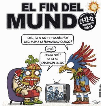Noticias criminología. Humor con el fin del mundo. Marisol Collazos Soto