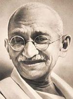 Noticias criminología. El Gandhi que muy pocos conocen. Marisol Collazos Soto