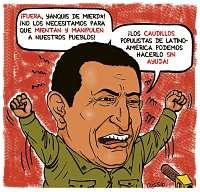 Noticias Criminología. Chavez y el cáncer. Marisol Collazos Soto