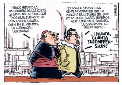 Noticia Criminología. HUmr, curas y políticos delincuentes. Marisol Collazos Soto