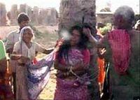 Noticias criminología. Caza de brujas en India. Marisol Collazos Soto