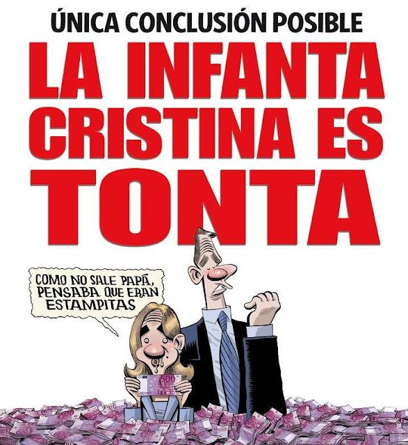 Noticias criminología. El rey ataca a la independencia del juez Castro. Marisol Collazos Soto