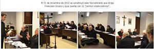 Noticias criminología. La Iglesia Católica reestablece la Inquisición en Córdoba. Marisol Collazos Soto