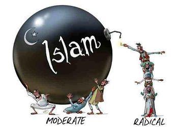 Noticias criminología. Colaboración entre islamistas moderados y radicales. Marisol Collazos Soto