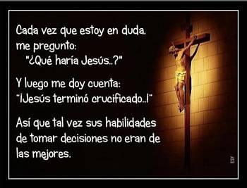 Noticias criminología. Toma de decisiones por parte de Jesús. Marisol Collazos Soto