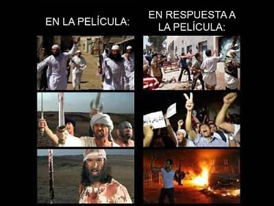 Noticias criminología. La inocencia de los musulmanes. Marisol Collazos Soto