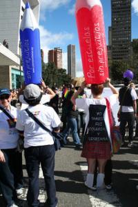 Noticias criminología. Iglesia Católica colombiana sigue con su agenda homofóbica. Marisol Collazos Soto