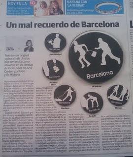 Noticias Criminología. AL alcalde de Convergencia y Unió,  no le gsuta se difunda imagen de delincuencia en Barcelona. Marisol Collazos Soto