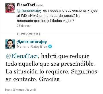 Noticias Criminología. Mariano Rajpy en Twitter, intolerable. Marisol Collazos Soto