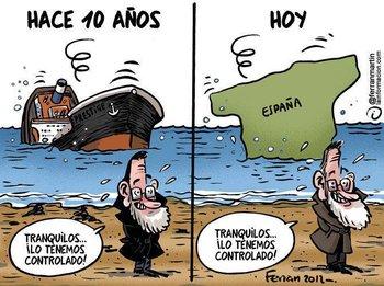 Noticias criminología. Mariano Rajoy es un imbécil. Marisol Collazos Soto
