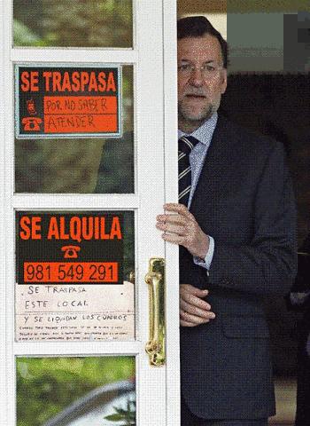 Noticias criminología.Humor con Mariano Rajoy. Marisol Collazos Soto