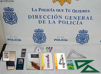 Noticias Criminología. Policía Nacional de Valencia contra estudiantes. Marisol Collazos Soto