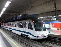Noticias criminología. No pagar en Metro de Madrid. Marisol Collazos Soto