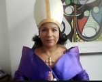 Noticias Criminología. Mónica RFoa en la universidad Católica de Lima, aborto. Marisol Collazos Soto