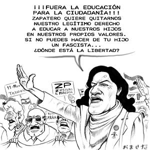 Noticias Criminología. Humor sobre Educación Cívica y Constitucional. Marisol Collazos Soto