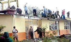 Noticias criminología. La virgen del Rosario mexicana ordena destruir escuelas. Marisol Collazos Soto