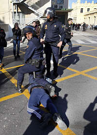 Noticias criminología. Carta de policías al ministro del interior. Marisol Collazos Soto