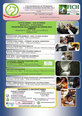 Noticias criminología. En Colombia promueven las pseudomedicinas en los animales. Marisol Collazos Soto