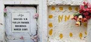 Noticias criminología. Puerto Berrío: la ciudad colombiana donde se adoptan los muertos. Marisol Collazos Soto