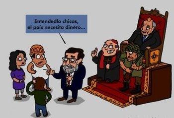 Noticias criminología. El país necesita dinero, Mariano Rajoy. Marisol Collazos Soto