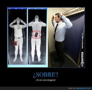 Noticias criminología. Humor con los sobres y Mariano Rajoy. Marisol Collazos Soto