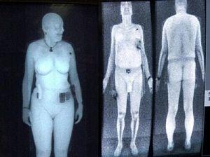 noticias Criminología. EN Europsa se prohiben los escáneres corporales de rayos X, de lso aeropuertos. Marisol Collazos Soto