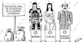 Noticias criminología. Residuos de la sociedad colombiana. Marisol Collazos Soto